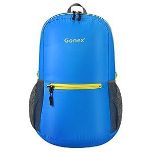 3. Gonex Ultralight Handy Travel Backpack