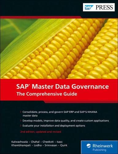 sap master data - 1