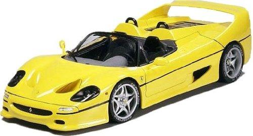タミヤ 1/12 コレクターズクラブスペシャル No.04 フェラーリF50 イエロー セミアッセンブルモデル 23204 完成品 B00061H1GE