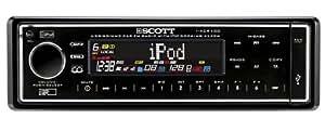 SCOTT I-XCR 100 receptor multimedia para coche - Radio para coche (MP3, Negro, MMC, SD, 275 x 95 x 230 mm)