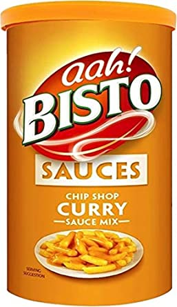 Bisto Granules Chip Shop Curry Sauce