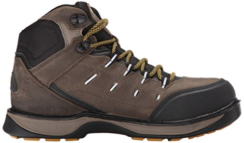 Mens Boot Wolverine Mens Work Work LX Taupe Edge Boot LX Wolverine Edge Yellow OYqwvq6A