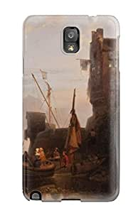 CharlesRaymondBaylor TQKLuUC4598cwXrN Case For Galaxy Note 3 With Nice Painting Appearance
