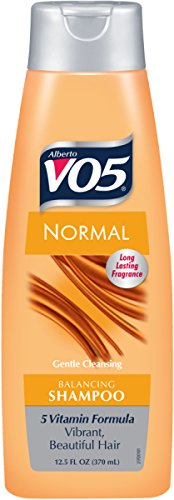 Alberto VO5 Normal Balancing Shampoo with Vitamins C and E for Unisex, 12.5 Ounce