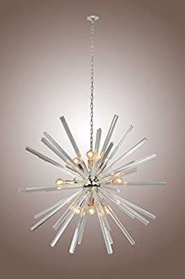 Axis Chandelier Sputnik Lamp