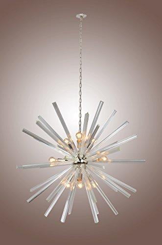 Axis Chandelier Sputnik Lamp