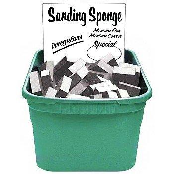 Sanding Sponges, Bulk Tub ~ 100 Pieces Review