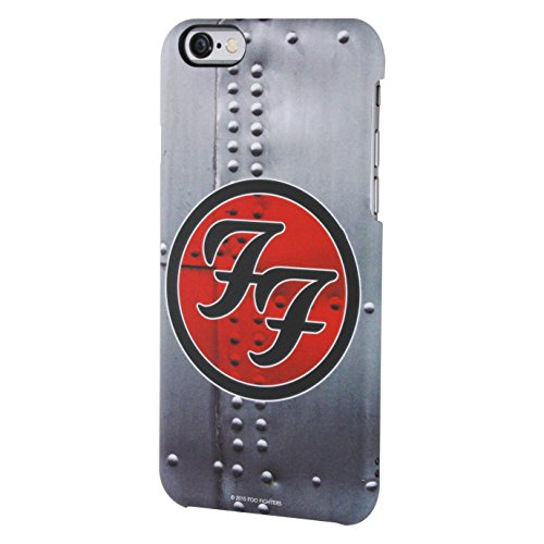 Price comparison product image Foo Fighters Character Rock Band Protective Hard Phone Cover Hard Case for iPhone 6 (Foo Fighters / Greatest Hits)