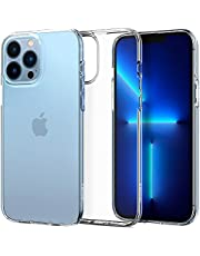 Spigen Liquid Crystal Fodral Kompatibel med iPhone 13 Pro -Crystal Clear
