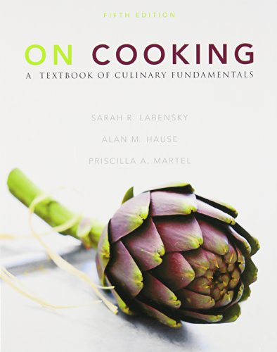 On Cooking: A Textbook of Culinary Fundamentals with Cooking Techniques DVD and Study Guide (5th Edition)