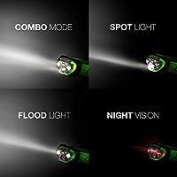 Energizer Advanced Pro - Mini linterna 7 LED con 3x pilas ...