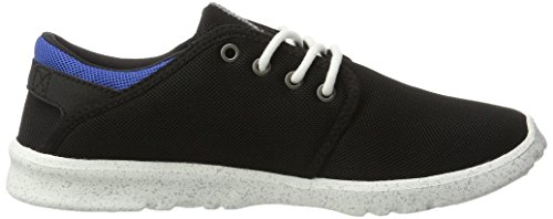 Etnies Scout sneaker, Parent, nero (Black (Black/Blue/Black)), 45.5