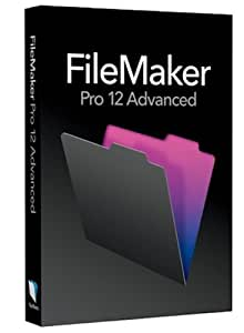 FileMakerPro 12Advanced- English + Training DVD [Old Version]