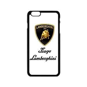 Wish-Store Famous car logo Lamborghini Phone case for iphone 6