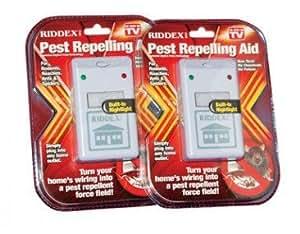 Tri Sales Marketing Riddex Pest Repellant Aid (2 Pack)
