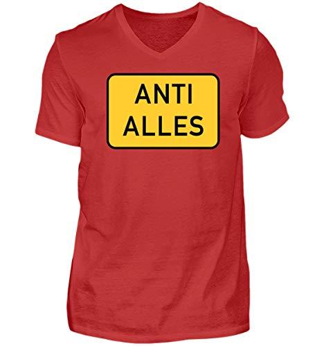 T S Noir Rouge Homme Shirtee X0w4qdnBtx