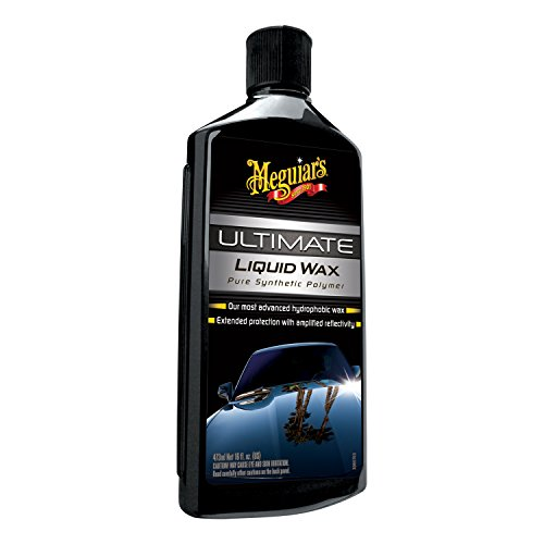 Meguiar's G18216 Ultimate Liquid Wax - 16 oz.