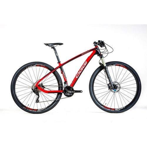 Bicicleta 29 Oggi Agile Sport Carbon 20V Vmo/pto (Qdo 19)
