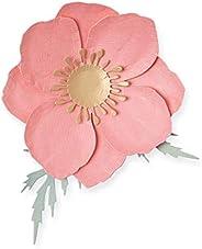 Sizzix Thinlits Die 665081 Icelandic Poppy by Olivia Rose 3 Pack