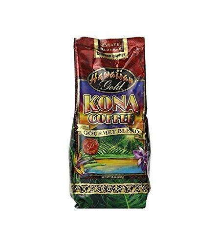 Hawallan Gold Kona Mingling Coffee, 2 Pound