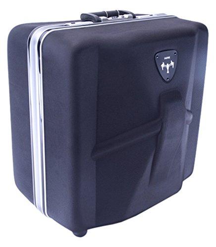Bestem Aerial BT-INSPIRE-X5 InsPak X5 - Unique Hard-shell Backpack (for DJI Inspire 1 Pro, Waterproof 1680D EVA shell),1 Pack
