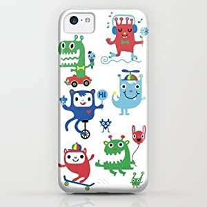 Society6 - Monster Love iPhone & iPod Case by Andi Bird