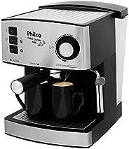 Cafeteira, Coffe Express 15 Bar, 2 xicaras, Preto, 220V, Philco