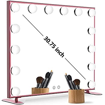 Amazon Com Nitin Lighted Vanity Mirror With Touch Control