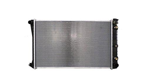 Radiator - Pacific Best Inc For/Fit 840 81-91 Chevrolet GMC Van 83-87 Pickup 82-91 Blazer/Jimmy/Suburban 8cy 5.0L Plastic Tank Aluminum Core 1-Row