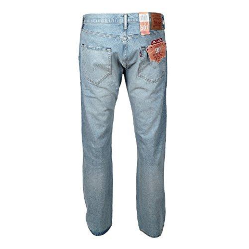 501 Blau Original Fit Levi's 2550 Uomo Levi's Slim Warp Str Jeans mowhawk 40gdqx