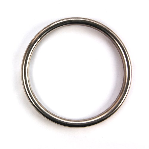 Huntingdoor Wing Chun YeWen Sau Sticky Hand Strength Training Steel Rattan Ring Taiji (Steel) (Rattan Originals)