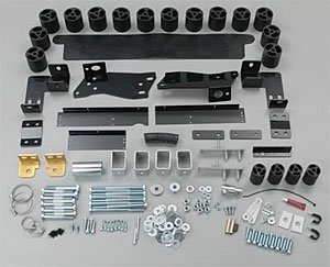 Performance Accessories (10133) 3″ Body Lift Kit for Chevy/GMC