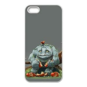 iPhone 4 4s Cell Phone Case White Defense Of The Ancients Dota 2 TINY 002 OIW0479080