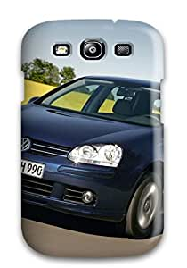 Hot Fashion XFhaZNY12430zEYau Design Case Cover For Galaxy S3 Protective Case (2004 Volkswagen Golf)