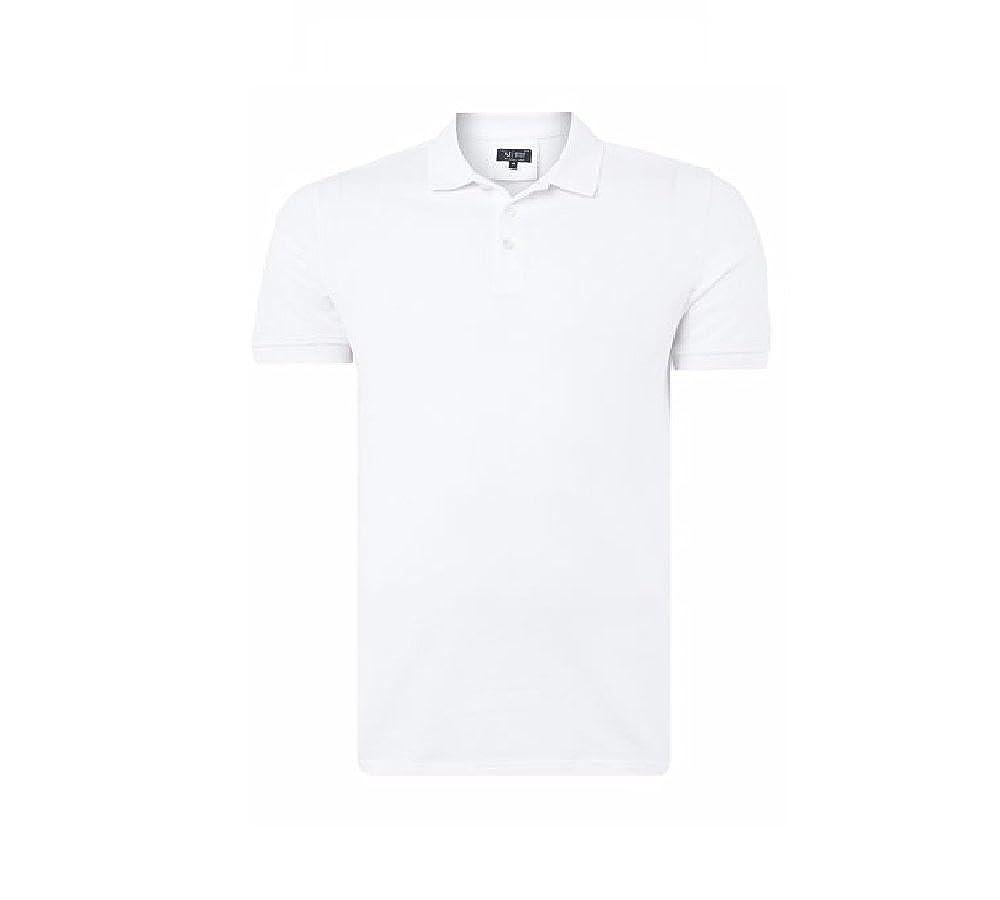 Armani Jeans - Polo - Básico - Clásico - para hombre blanco blanco ...