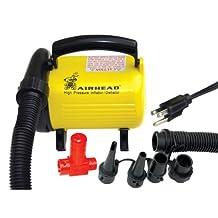 Kwik Tek Airhead Hi Pressure Air Pump with Press Release, 120-volt