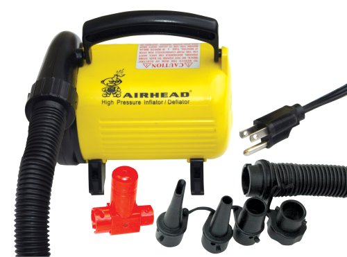 AIRHEAD Hi Pressure Air Pump,  120v (Towable Covered)