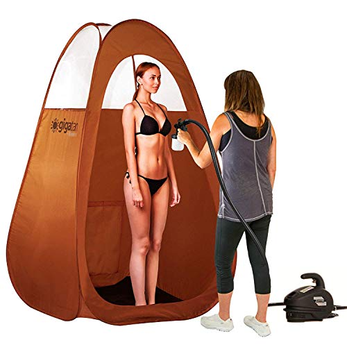 GigaTent 50'' x 37'' Spray Tanning POP UP Tent