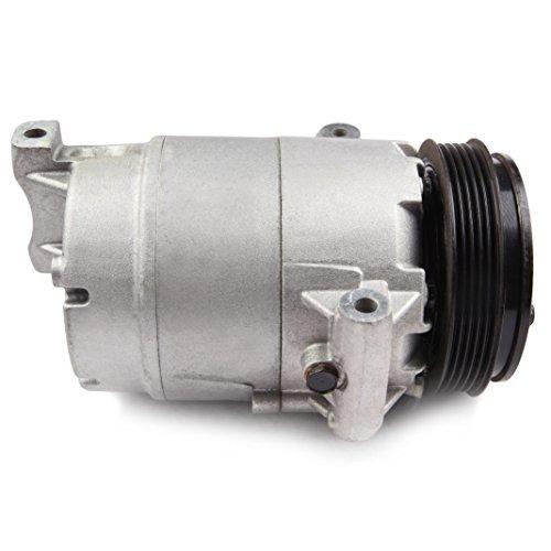 ECCPP Compatible fit for AC compressor with clutches Fits 2002-2012 Cavalier Cobalt Malibu Pontiac Sunfire Saturn Aura Ion A/C Compressors
