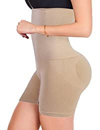 11e39d49d5 Tummy Control Body Shaper Seamless Thigh Slimming Boyshort Breathable Slip  Shapewear for Women