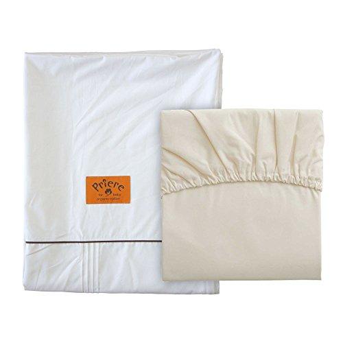 baby.e-sleep (baby Yi sleep) Purieru Soleil Petit cover set made in Japan Organic (mini size hanging cover + fit sheets) by baby.e-sleep (baby Yi sleep)