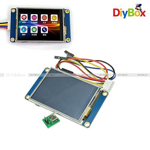 asiawill nextion nx3224t028/Generic 2.8/TFT pantalla LCD t/áctil HMI 320/x 240/Resoluci/ón