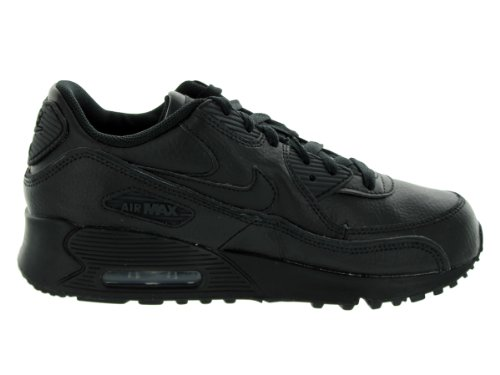 Nike Kids Air Max 90 Ps, ​​nero / Nero, 2,5 M Us