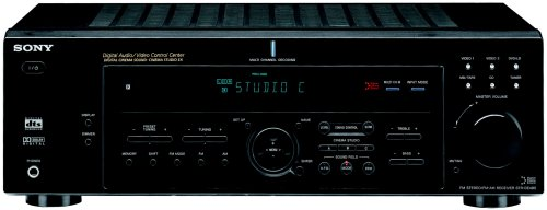 Sony STR-DE485 Audio/Video Receiver with Surround Sound (Discontinued by Manufacturer) by Sony