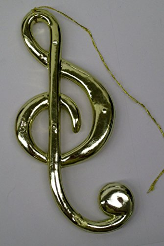Musical Note Hanging Ornament (Ornament Note Musical)