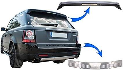 KITT TSRRSPF ROOF SPOILER SPORT AUTOBIOGRAPHY Design REAR BOOT SPOILER 2010+