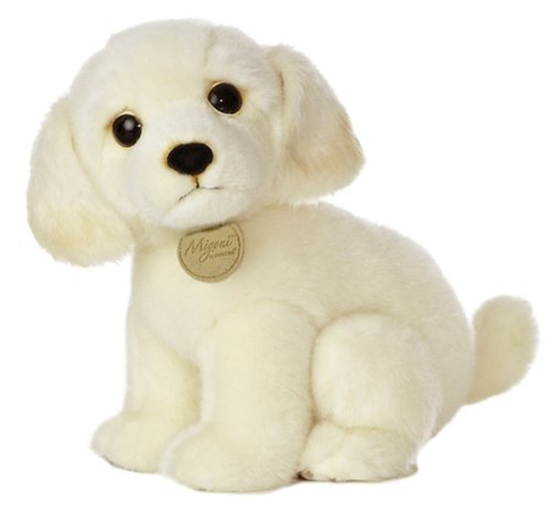 Aurora World Miyoni Tots giallo Labrador Pup 10  Plush