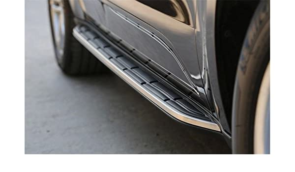Amazon.com: 2015 Porsche Macan Aluminum Side Steps Running Boards: Automotive