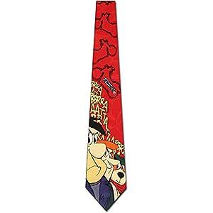 Sorpresa es corbata Garfield - Corbata Garfield para hombre ...