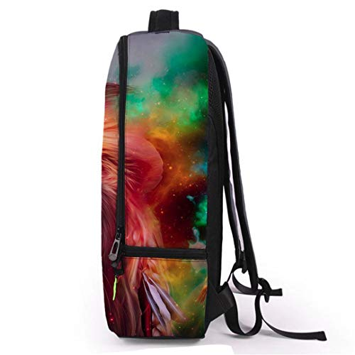F Galaxy Bag Backpack Travel 3D qPIT1wZq